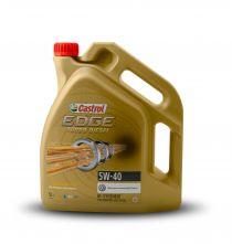 Zvětšit obrázek Castrol EDGE Turbo Diesel Titanium 5W40 (5L)
