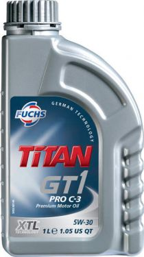 Zvětšit obrázek FUCHS Titan GT1 PRO C-3 5W30 (1L)