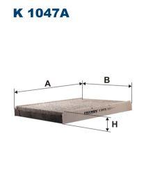 Zvětšit obrázek Kabinový filtr K1047a