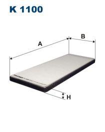 Zvětšit obrázek Kabinový filtr K1100