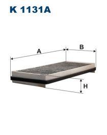Zvětšit obrázek Kabinový filtr K1131a