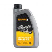 Zvětšit obrázek MadLube 2800 Full Synthetic 5W40 C3 bal. 1lt