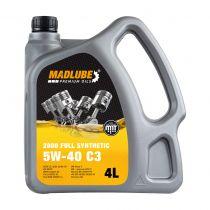 Zvětšit obrázek MadLube 2800 Full Synthetic 5W40 C3 bal. 4lt