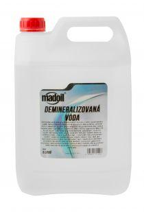 Zvětšit obrázek Demineralizovaná voda   (5L)