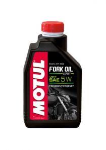 Zvětšit obrázek Motul Fork oil Light Expert 5W