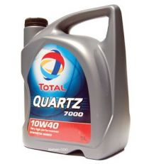 Zvětšit obrázek TOTAL QUARTZ 7000 10W40 (5L)