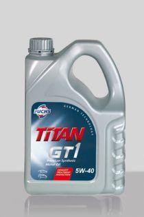 Zvětšit obrázek Titan GT1 5W40 4L