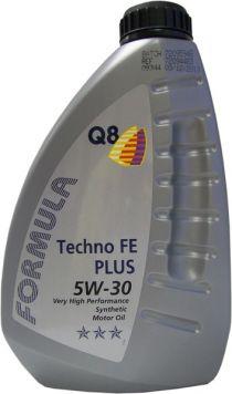 Zvětšit obrázek Q8 Formula Techno FE Plus 5W30 (4L)