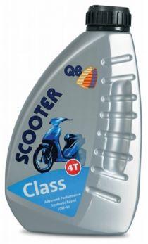 Zvětšit obrázek Q8 SCOOTER CLASS 10W40 (1L)