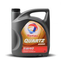 Zvětšit obrázek TOTAL Quartz 9000 5W40 (5L)