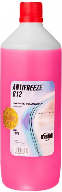 Zvětšit obrázek Antifreeze G12 (1L)