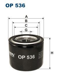 Zvětšit obrázek Olejový filtr OP 536