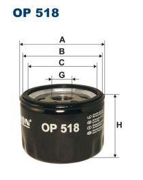 Zvětšit obrázek Olejový filtr OP 518