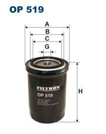 Zvětšit obrázek Olejový filtr OP 519