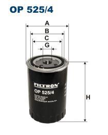 Zvětšit obrázek Olejový filtr OP 525/4