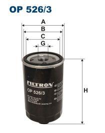 Zvětšit obrázek Olejový filtr OP 526/3