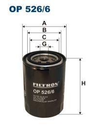 Zvětšit obrázek Olejový filtr OP 526/6