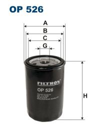 Zvětšit obrázek Olejový filtr OP 526