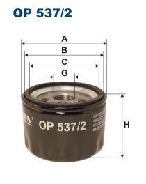 Zvětšit obrázek Olejový filtr OP 537/2