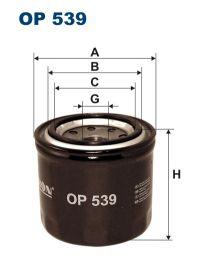 Zvětšit obrázek Olejový filtr OP 539