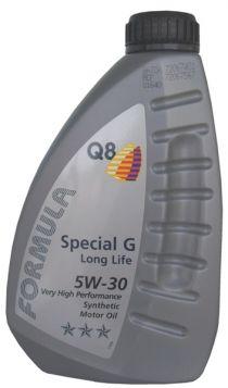 Zvětšit obrázek Q8 Formula Special G LONGLIFE 5W30 (1L)