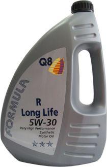 Zvětšit obrázek Q8 Formula R Long Life 5W30 (4L)