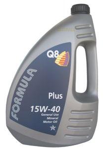 Zvětšit obrázek Q8 FORMULA PLUS 15W40 (4L)