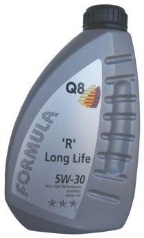 Zvětšit obrázek Q8 Formula R Long Life 5W30 (1L)