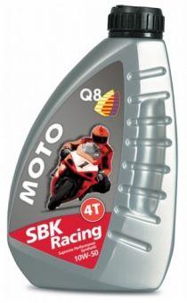 Zvětšit obrázek Q8 Moto SBK Racing 10W50 (1L)