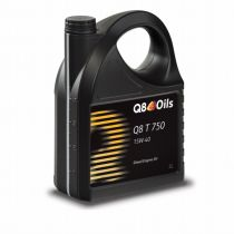 Zvětšit obrázek Q8 T 750 15W40 (5L)