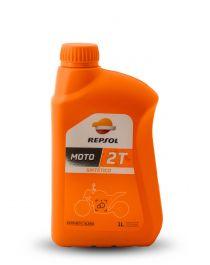 Zvětšit obrázek Repsol moto sintetico 2T (1L)