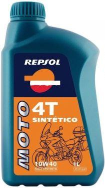 Zvětšit obrázek Repsol moto sintetico 4T 10W40 (1L)