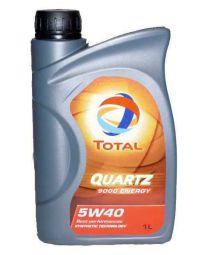 Zvětšit obrázek TOTAL Quartz 9000 5W40 Energy (1L)