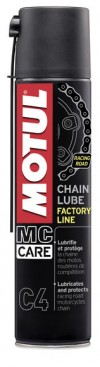 Motul C4 Chain Lube-Fact.Line bal.400 ml