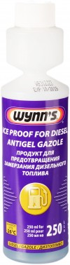 Ice Proof for Diesel (koncentrát 1:1000) (250ml)