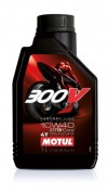 Motul 300V factory line 4T 10W40