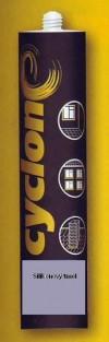 Sanitární silikon - šedý (310ml)