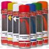 Značkovací barva - neonově červená (400ml)