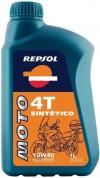Repsol moto sintetico 4T 10W40 (1L)